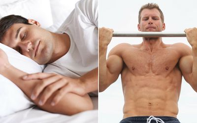 Sleep Vital to Muscle Recovery, Muscle Growth and Weight Management
