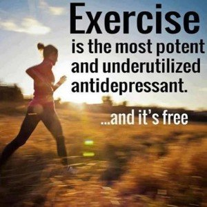 Exercise Can Help Relieve Depression And Anxiety