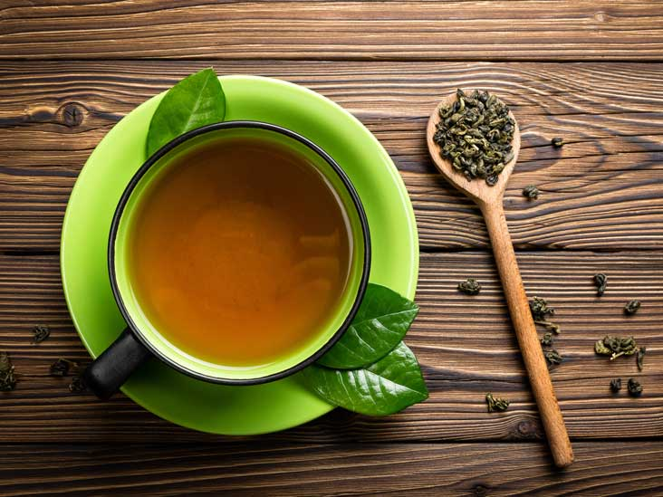 The Miracle of Green Tea