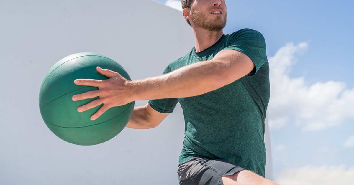 Here's Why Rotational Exercises Are So Critical