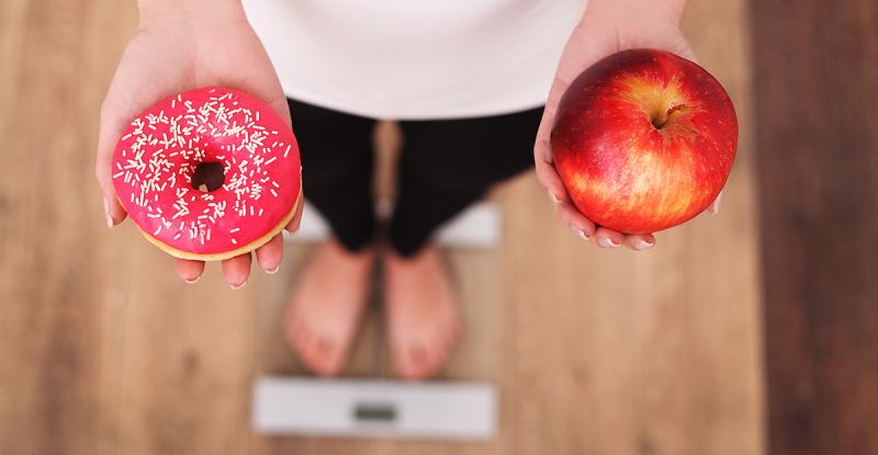 Diet vs Nutrition